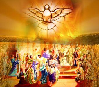Pentecostés en familia 2020